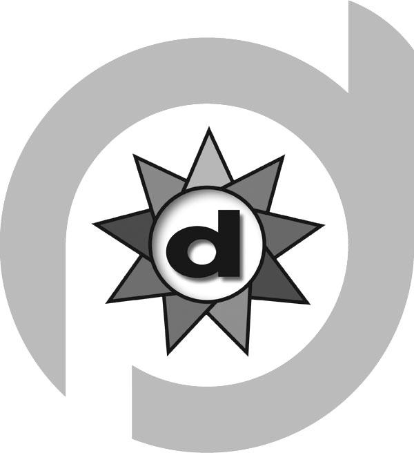 BZ Collection Haargümmeli schwarz dünn, 4 Stück